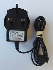 Kondor KTC50/1 pour SONY ERICSSON AC/DC Alimentation Adaptateur 5 V 650 mA UK Plug