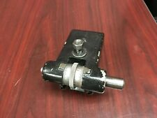 "LeBlond Micrometer Carriage Stop from 15"" Regal"