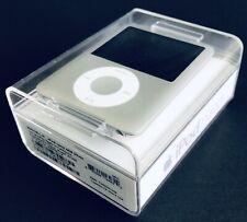 FACTORY SEALED MINT Apple iPod Nano A1236 4GB 3rd Generation Silver MA978LL/A