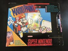 Mario Paint SNES Complete in Box RARE