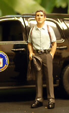 23930, Detective II, 1:24, American Diorama