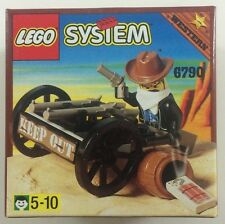 LEGO System 6790 Bandit With Gun Western BNIB Great Deal Factory Sealed