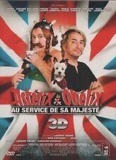 Asterix et Obelix : au service de Sa Majesté 3D - 2 x DVD