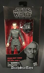 "Star Wars The Black Series 6"" Grand Moff Tarkin Death Star Officer A New Hope 63"