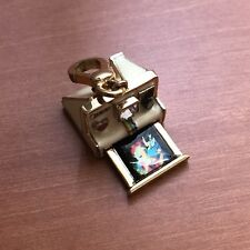 NWB- Authentic Juicy Couture Vintage Camera Charm- RARE