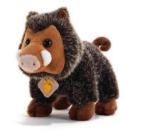 Plush & Company 15738 Peluche Cinghiale H.21 CM Sanglier Wild Pig boar