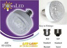 4W High Power LED Bulb E27 Standard Screw Base