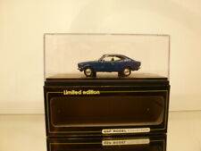 QSP TOYOTA COROLLA COUPE - BLUE 1:43 - EXCELLENT IN BOX (76/100)