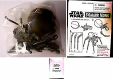 Star Wars Hasbro Kelloggs B'Omarr Monk Mail Away Figure 1997 Creepy Spider .