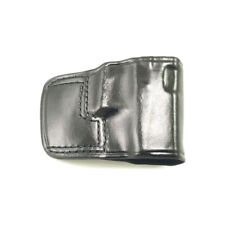 Don Hume Jit Slide Holster, Rh, Bersa Thunder, Leather, Black J957015r