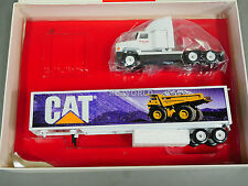 WinRoss 1/64 DieCast SEMI Truck  CAT CATERPILLAR   #3-30