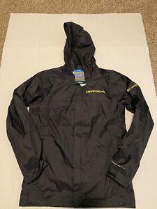 Oregon Ducks Columbia Watertight II Omni-Tech Breathable Men's Jacket  Size: L