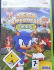 Microsoft Xbox 360 Sega Superstars Tennis
