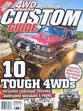 4WD Action Australian Custom Guide Magazine - 20% Bulk Magazine Discount