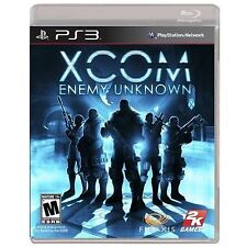 XCOM: Enemy Unknown (Sony PlayStation 3, 2012)