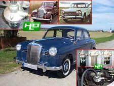 ÖlfilterUmbausatz Gehäuse Mercedes OM636 OM621 M136 180D 190D W110 W120