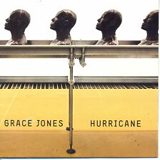 Grace Jones Hurricane CD incl: Williams'Blood 2008