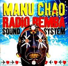 CD - Manu Chao - Radio Bemba Sound System (MINT SEALED)