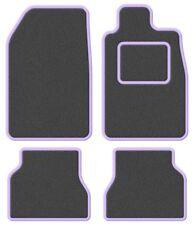 Chrysler MPV Grand Voyager (Stow & Go) 04-08 Super Velour Dark Grey/Purple Trim