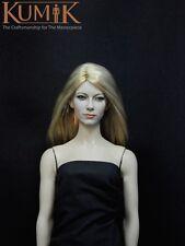 Kumik CG CY Girl Female Head #13-15 1/6 fit for Phicen body