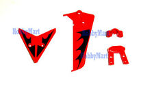 SYMA S107G TAIL DECORATION SET RED COLOR SPARE PARTS S107-03 x 1 Set