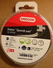 """Gator Speedload Strimmer Wire 0.118"""" 3.0mm - 24-518-03 Husqvarna Stihl"""
