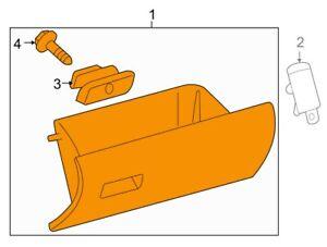 Genuine OEM Glove Box Door for Toyota 5555004061B0