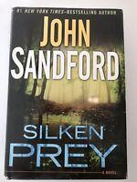 Silken Prey Book John Sandford LARGE PRINT