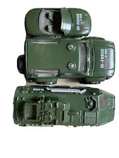 Military M Force FY: 768  G02 Car & Tanks Green E79