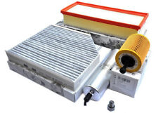 Original Audi 2.0 TDI A5 Q5 A4 8K Inspektionspaket Filter Öl Luft Diesel Pollen