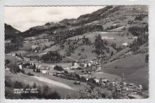 AK Afritz am See, Panorama, Foto-AK 1955