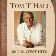 Tom T Hall - 50 Greatest Hits (NEW CD)
