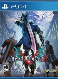 PS4 - Devil May Cry 5 - Sony PlayStation 4