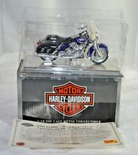 2000 Collectible FLHRC Harley Davidson Road King Classic Die Cast  Scle 1:18