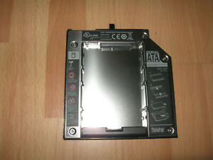 Genuine Lenovo ThinkPad Serial ATA Hard Drive Bay Adapter III 43N3429 - T430S