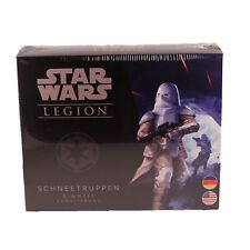 Star Wars Legion Schneetruppen / Snowtrooper englisch
