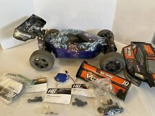 Hpi Racing Vorza Flux Hp for sale with Parts Rc Buggy 1/8 Scale