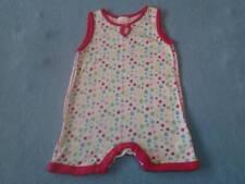 Mothercare Cute Little Girls Summer Romper, Size 3-6 Months