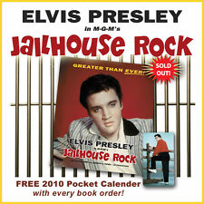 "ELVIS IN   MGM'S ""JAILHOUSE ROCK""<>TUNZI & JIM HANNAFORD<>2009 HB BOOK<>NEW<>OOP"