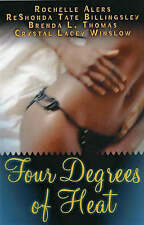 Very Good, Four Degrees of Heat: A Collection of Sexy Summer Escapades, Billings