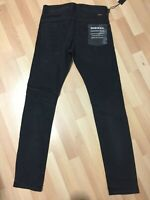 Mens Diesel THOMMER Stretch Denim 068BH DARK GREY Slim W29 L32 H6 RRP£150