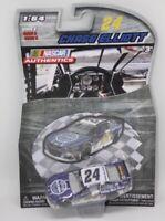 2016 NASCAR AUTHENTICS Wave 6 Chase Elliott Kelley Blue Book Chevy 1/64 Diecast