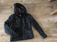"Superdry 'Ton-Up' 58 Motorcycle Jacket - ""500"" Tokyo Japan - Wax Jacket - Size S"
