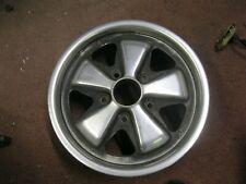 Porsche 911 Fuchs Wheel 6x15 Flat Dish