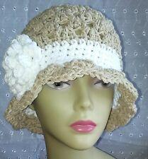 The perfect summer beach sun hat crushable cloche style wide brim
