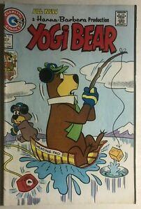 YOGI BEAR #22 (1974) Charlton Comics VG+
