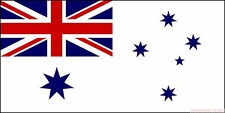 "AUSTRALIAN NAVY ENSIGN mini flag 9"" x 6"" 22cm x 15cm flags AUSTRALIA"