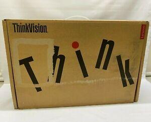NEW Lenovo ThinkVision T22i-10 21.5-inch Wide Flat Panel Monitor - Open Box