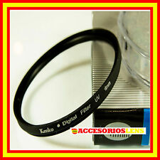 FILTRO UV KENKO HOYA UV PROTECTOR DE 46 mm doble rosca UV HD DIGITAL 46MM