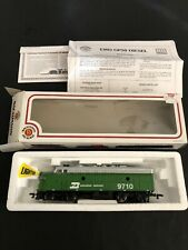 BACHMANN HO SCALE TRAIN Car EMD-GP50 BURLINGTON NORTHERN LOCOMOTIVE In Orig. Box